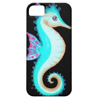 Funda Para iPhone SE/5/5s Turquesa del Seahorse