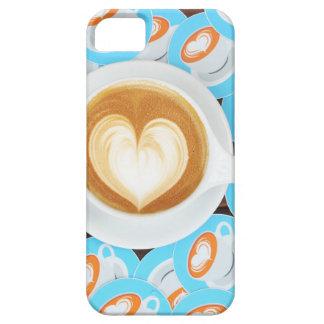 Funda Para iPhone SE/5/5s Un corazón suave