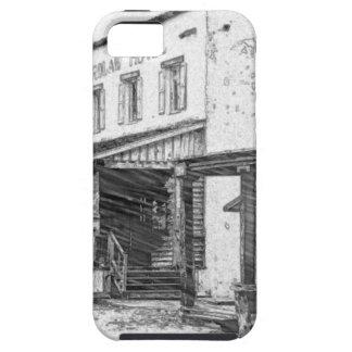Funda Para iPhone SE/5/5s Una ciudad occidental vieja