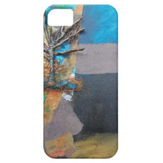 Funda Para iPhone SE/5/5s Una colina del árbol