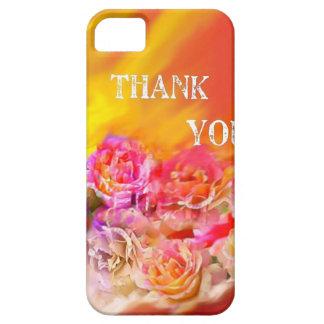 Funda Para iPhone SE/5/5s Una mano de gracias tiende por completo hacia