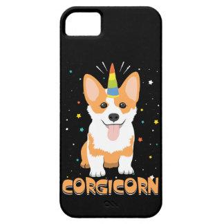 Funda Para iPhone SE/5/5s Unicornio del Corgi - Corgicorn - dibujo animado