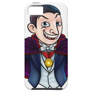 Funda Para iPhone SE/5/5s Vampiro de Halloween del dibujo animado