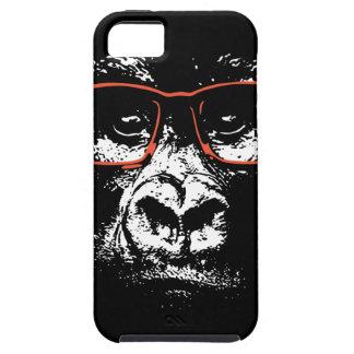 Funda Para iPhone SE/5/5s Vidrios del rojo del gorila