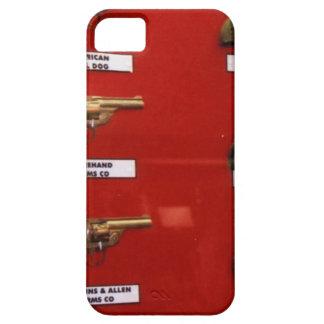 Funda Para iPhone SE/5/5s Viejas Seis-pistolas del oeste
