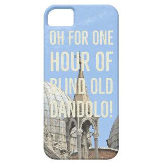 Funda Para iPhone SE/5/5s Viejo caso ciego del iPhone de Dandolo Venecia