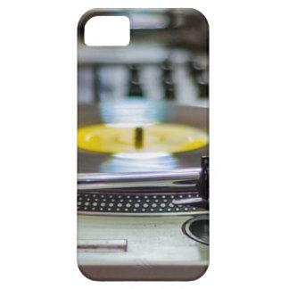 Funda Para iPhone SE/5/5s Vintage retro del vinilo de la placa giratoria del