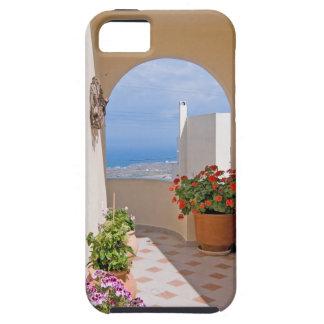 Funda Para iPhone SE/5/5s Visión en la isla de Santorini