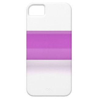 Funda Para iPhone SE/5/5s Vista delantera de la pesa de gimnasia rosada