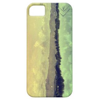 Funda Para iPhone SE/5/5s Voz del caso del iPhone de la naturaleza