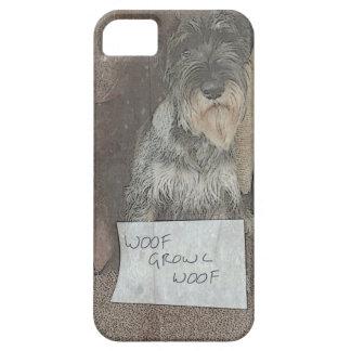 Funda Para iPhone SE/5/5s WoofBarkWoof
