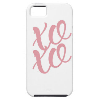 Funda Para iPhone SE/5/5s xoxo