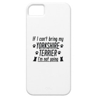 Funda Para iPhone SE/5/5s Yorkshire Terrier