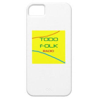 Funda para iPhone Todofolk radio.