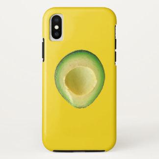 Funda Para iPhone X Aficionado 4Lillian del aguacate