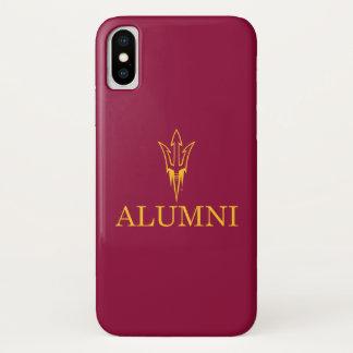 Funda Para iPhone X Alumnos de la universidad de estado de Arizona
