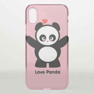 Funda Para iPhone X Amor Panda®