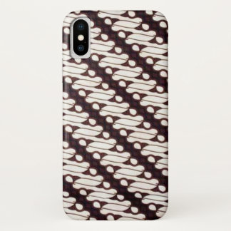 Funda Para iPhone X arjuna 053 del batik
