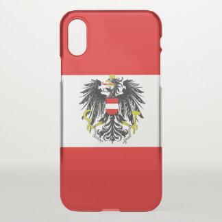 Funda Para iPhone X Bandera de Austria