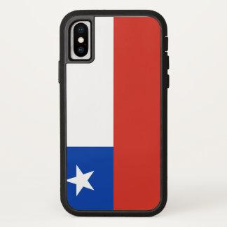 Funda Para iPhone X Bandera de Chile