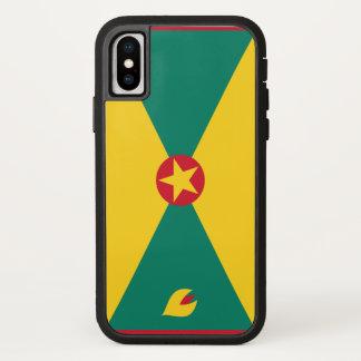 Funda Para iPhone X Bandera de Grenada