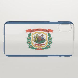 Funda Para iPhone X Bandera de Virginia Occidental