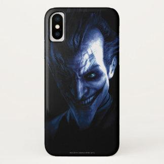 Funda Para iPhone X Batman: Asilo el | de Arkham el comodín en sombra