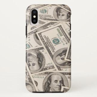 Funda Para iPhone X Ben Franklin