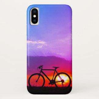 Funda Para iPhone X bicicleta