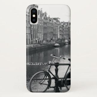 Funda Para iPhone X Bicicleta por el canal