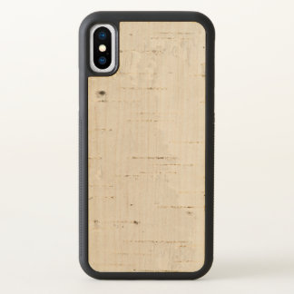 Funda Para iPhone X Birchbark
