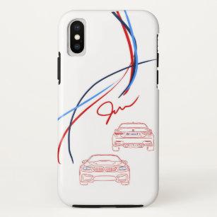 carcasa iphone x bmw