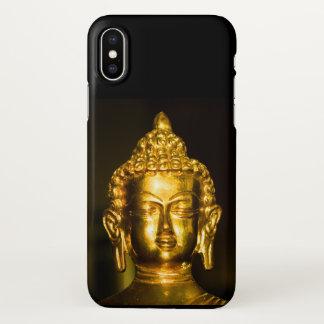 Funda Para iPhone X Buda de oro