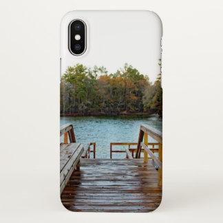 Funda Para iPhone X Caja al aire libre del teléfono del embarcadero de