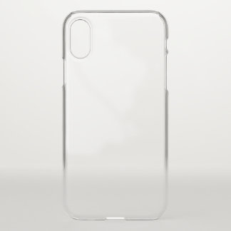 Funda Para iPhone X Caja de la desviación del iPhone X Clearly™ de