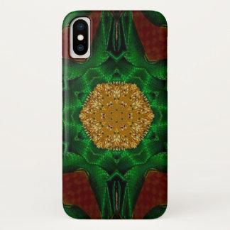Funda Para iPhone X Caja de la estrella del demonio de Balan
