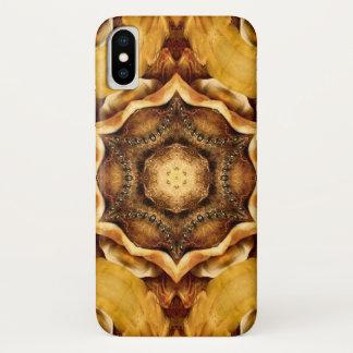 Funda Para iPhone X Caja de la estrella del demonio de Balban