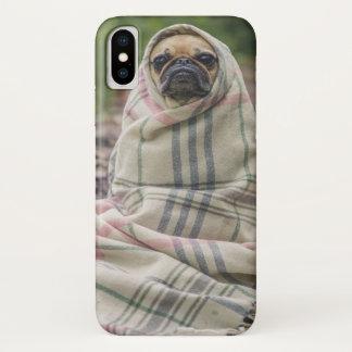 Funda Para iPhone X Caja principal del teléfono del barro amasado