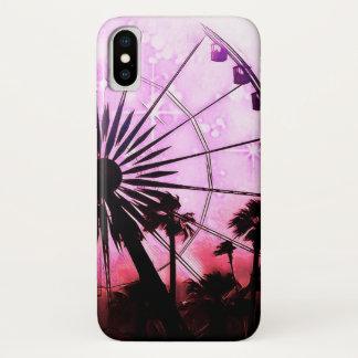 Funda Para iPhone X Caja (rosada) del teléfono del iPhone X de la