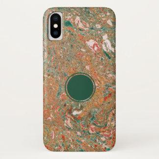 Funda Para iPhone X Caja veteada del iPhone X de Apple