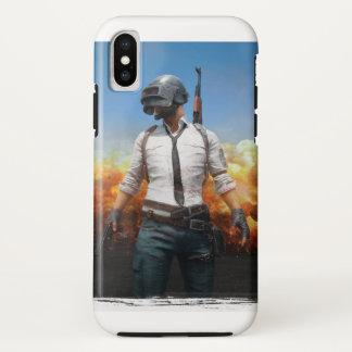 Funda Para iPhone X Cajas del teléfono de los CAMPOS DE BATALLA de