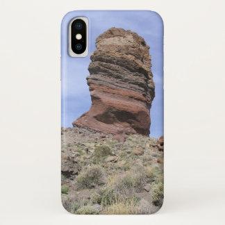 Funda Para iPhone X Cajas del teléfono del EL Teide