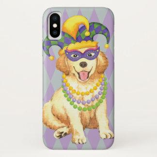 Funda Para iPhone X Carnaval de oro