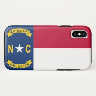 Funda Para iPhone X Carolina del Norte