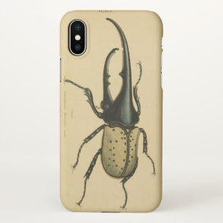 Funda Para iPhone X Casco de teléfono IPHONE X ESCARABAJO