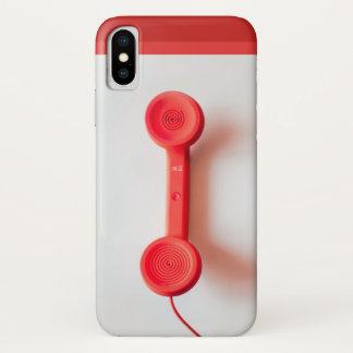 Funda Para iPhone X Caso de Smartphone en teléfono
