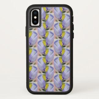 Funda Para iPhone X caso del iPhone X con el modelo painterly del
