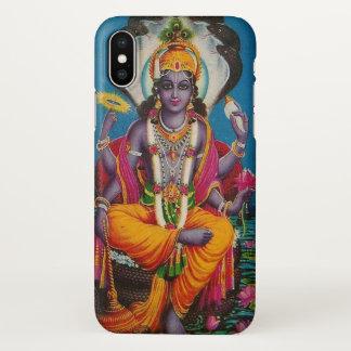 Funda Para iPhone X Caso del iPhone x de Vishnu
