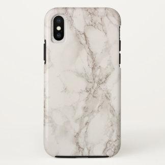 Funda Para iPhone X Caso duro del iPhone X de la casamata de piedra de