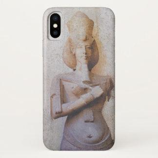 Funda Para iPhone X Caso egipcio del iPhoneX de la imagen